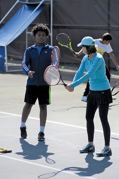 Anyone for tennis? - ALYSSA IVEY   TENNIS MEMPHIS