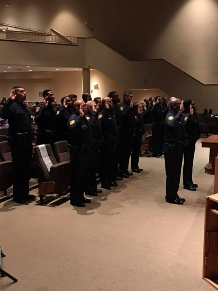 128th Basic Recruit Class - FACEBOOK/MPD