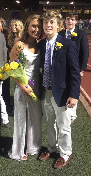 CBHS homecoming. - MICHAEL DONAHUE
