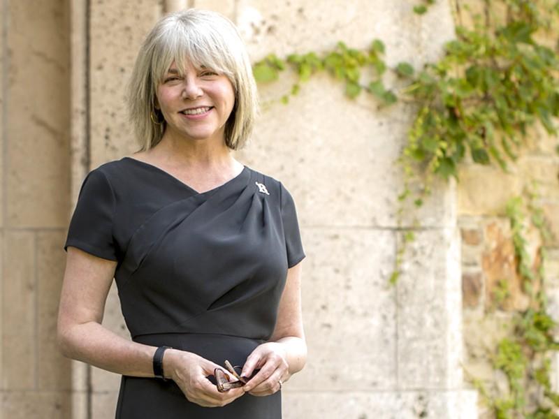 Marjorie Hass - RHODES COLLEGE