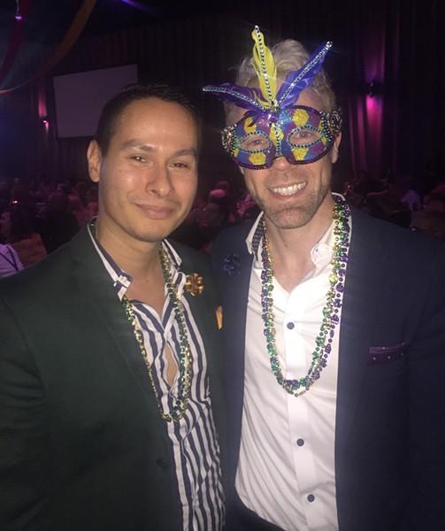 Mystic Krewe of Pegasus Mardi Gras Ball XVII - MICHAEL DONAHUE