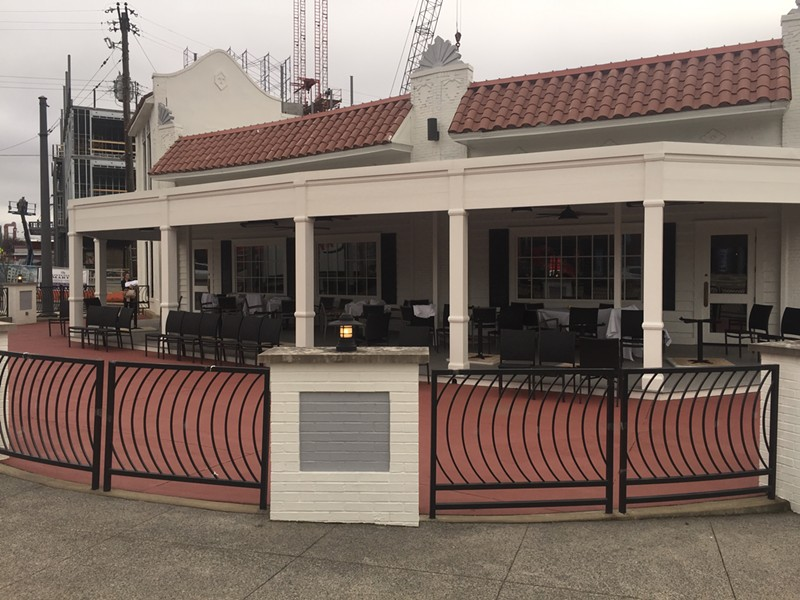 Porch & Parlor in Overton Square - MICHAEL DONAHUE