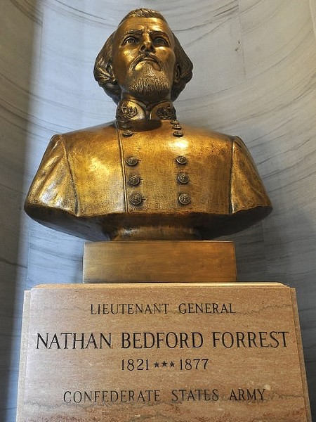 NATHAN BEDFORD FORREST BOYHOOD HOME/FACEBOOK