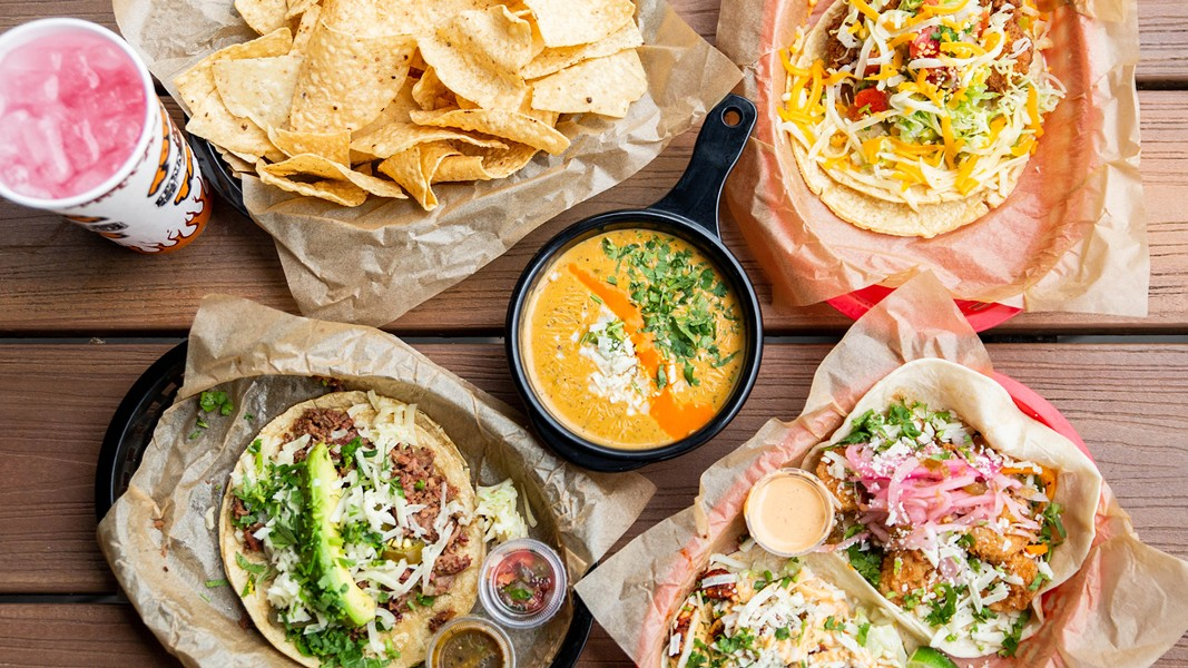 COURTESY TORCHY'S TACOS