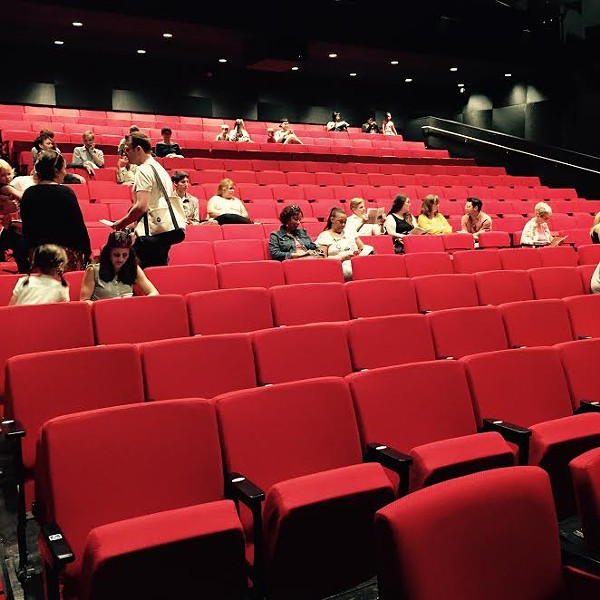 All that and there's a 300-seat theater too.