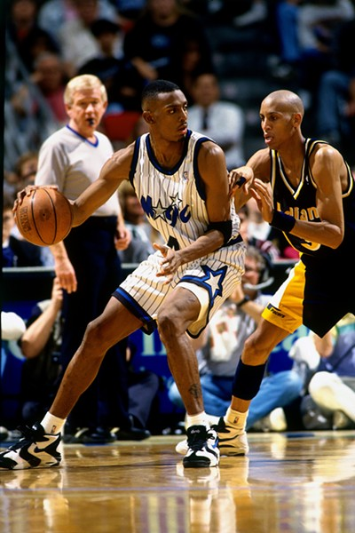 Two-time All-NBA - FERNANDO MEDINA, NBAE/GETTY IMAGES