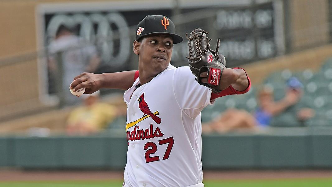 Alex Reyes - MLB.COM
