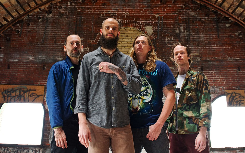 Baroness plays the New Daisy tonight.