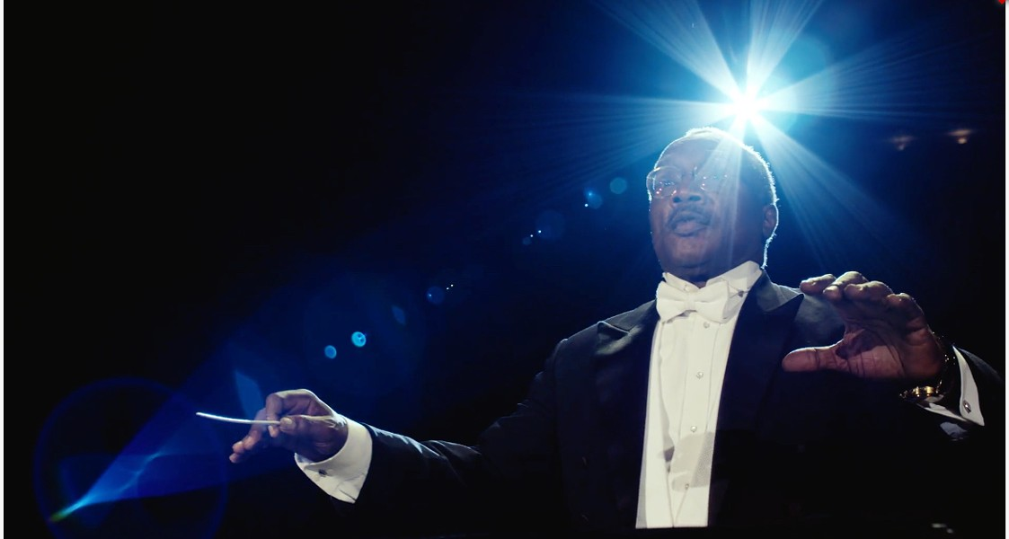 """Dr. James Gholson leads Craig Brewer's """"Our Conductor - Artists Only Remix"""""""