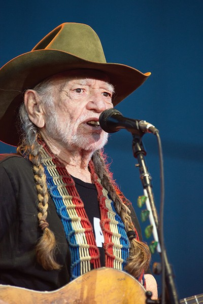 Willie Nelson - RANDY MIRAMONTEZ | DREAMSTIME.COM
