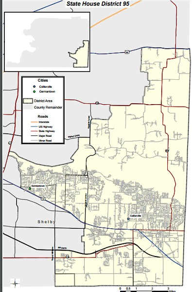 See full-size district map in PDF below.