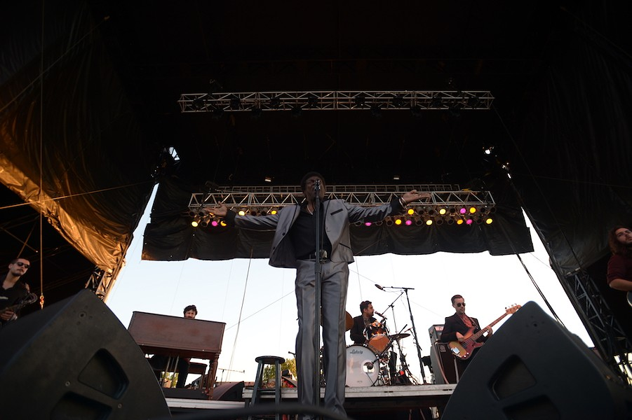 Charles Bradley and His Extraordinaires - BRIAN ANDERSON