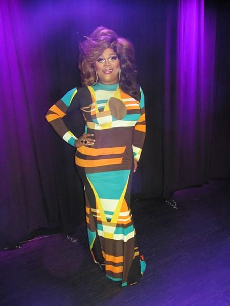 Larry Clark, LGBT Legend Awards co-chair - MICHAEL DONAHUE