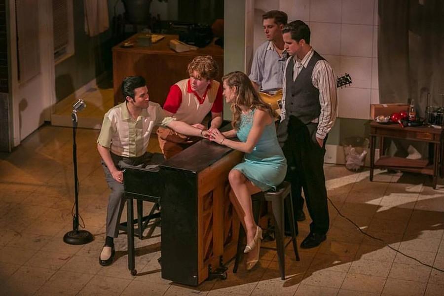 The quintet.