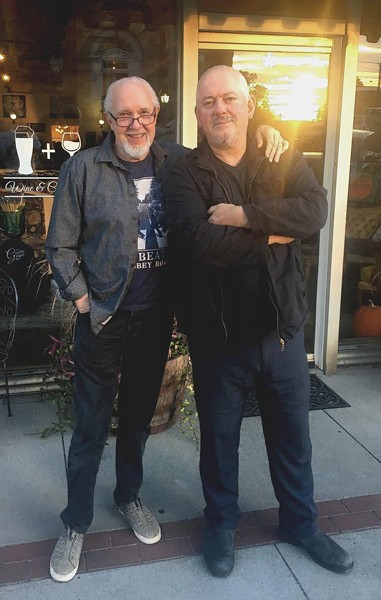 Norbert Putnam and Jon Langford