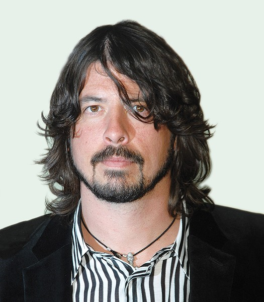 Dave Grohl - FEATUREFLASH | DREAMSTIME