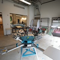 Crosstown Arts' Shared Art Making Facility  Crosstown Arts