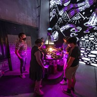 Baron Von Opperbean's Exploratorium of Magic, Science, and the Multiverse  Courtesy Christopher Reyes