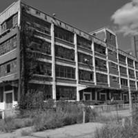 Urban Exploration in Memphis  Paige Ellens