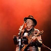 Slideshow: Beale Street Music Fest Neil Young. Sam Leathers