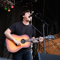 Slideshow: Beale Street Music Fest The Front Bottoms. Sam Leathers