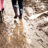 Slideshow: Beale Street Music Fest Heard y'all like mud? Sam Leathers