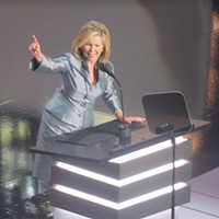 Take Two: the 2016 Conventions Marsha Blackburn got a shot at the main dais at the Republican convention. JB