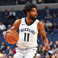 Mike Conley will be good again someday, right? Right?