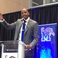 U of M Introduces Coach Hardaway