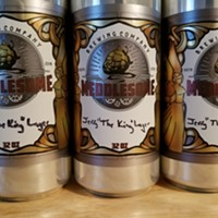 Meddlesome Brewing releases Jerry 'The King' Lager