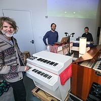 Ghost Music: Mellotrons Return to Crosstown Arts