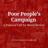 Poor People's Campaign Sets Training Session Ahead of 40-Day Action Plan