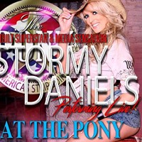 Stormy Daniels Brings 'Horny' Tour to Memphis (2)