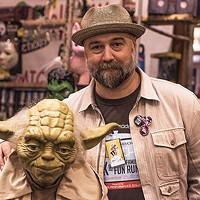 Director Craig Brewer (right)