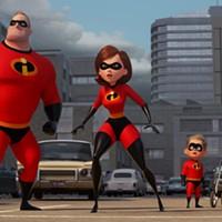 Mr. Incredible, Elastigirl, Dash, Violet, and Jack-Jack are back after a 14 year hiatus.