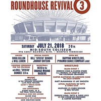 Roundhouse Revival 3