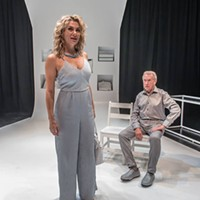 Summer/Winter Romance an Uncertainty in Heisenberg at Theatre Memphis