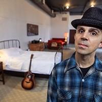 Stephen Chopek Finds His Memphis Groove