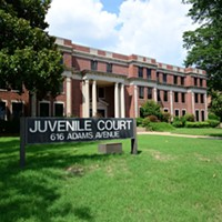 New Juvenile Justice Center Moves (Slightly) Forward