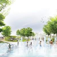 New Tom Lee Park Design Unveiled