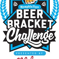 """Flyer """"Beer Bracket Challenge"""" Down to Final Four"""