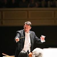 MSO conductor Robert Moody