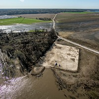 Pipe Dream: Megasite Sewer Line into the Mississippi River Causes Strife