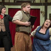 Radical: Tennessee Shakespeare Gets Active, Playhouse Gets Orwell + More