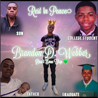 'Say His Name #BrandonWebber:' Memphis Responds to Officer-Involved Shooting