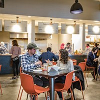 Global Cafe Introduces New Chef