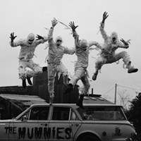 """Those Mummies have driven everyone crazy!"" - Goner spokesperson"