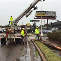 MLGW: Power Restoration Will be Multi-Day Process