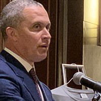 The Departure of Jones and Tate; The Return of Harold Ford Jr.