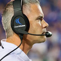 Norvell Departs Memphis for Florida State